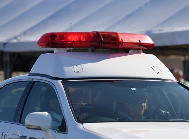 パトカー警察車両