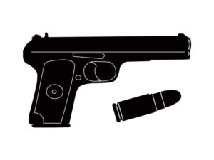 ピストル、拳銃