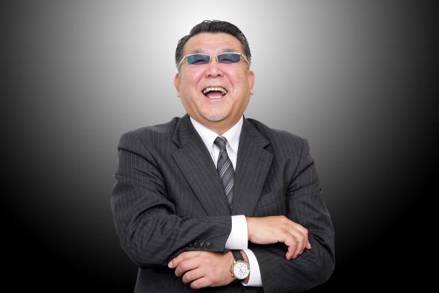 ビジネスマン暗いイメージ